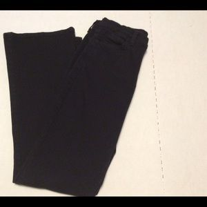Not Your Daughters Jeans Black Jeans,